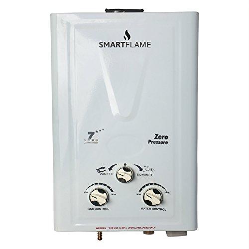 SMARTFLAME Instant Gas Water LPG Gas Geyser