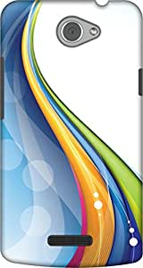 Upper Case Back Cover For Htc Desire One X