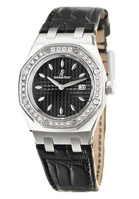 Audemars Piguet Lady Royal Oak Women's Quartz Watch 67621ST-ZZ-D002CR-01 by Audemars Piguet