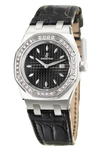 Audemars Piguet Lady Royal Oak Women's Quartz Watch 67621ST-ZZ-D002CR-01