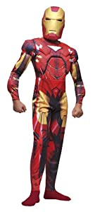 Cesar - Marvel - B796-006 - Costume - Iron Man Movie 2 - Muscle - 5/7 ans