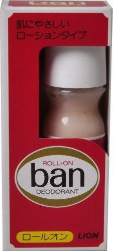 バン ロールオン 赤箱 30ml