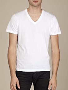 Basic V-Neck Tee