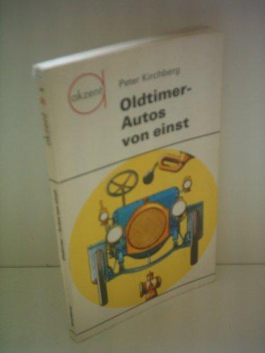 Peter Kirchberg: Oldtimer-Autos von einst
