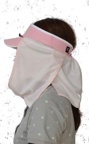 ≪UV帽子カバー・スズシーノ ≫ カバーのスリットで通気性確保蒸れないUVカバー