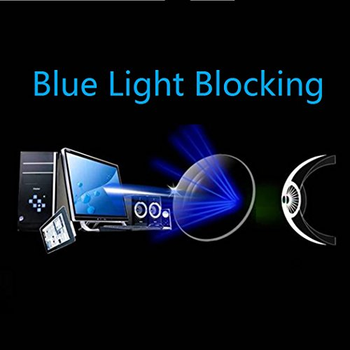 Cyxus Blue Light Filter Anti Eye Strain Computer Glasses
