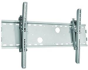 Silver Tilting Wall Mount Bracket for Polaroid FLM-4201 LCD 42 inch HDTV TV
