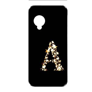 Vibhar printed case back cover for Nexus 5 Afor