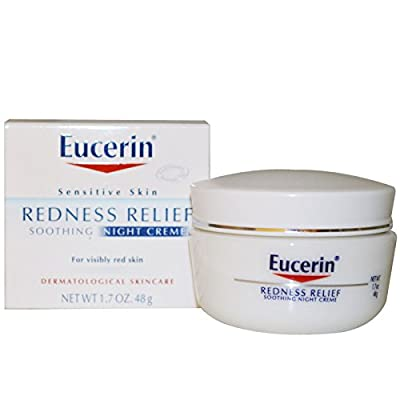Eucerin, Redness Relief, Dermatological Skincare, 1.7 oz (48 g)