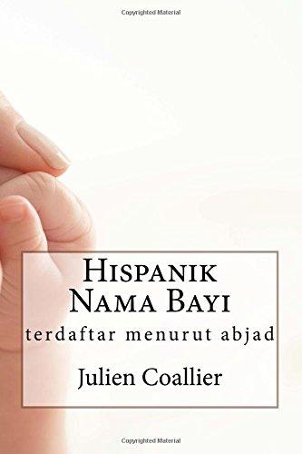 Hispanik Nama Bayi: terdaftar menurut abjad