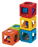 Earlyears Stacking Activity Cubes
