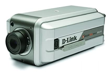 D-Link DCS-3110 1.3 MP PoE Fixed Network Camera