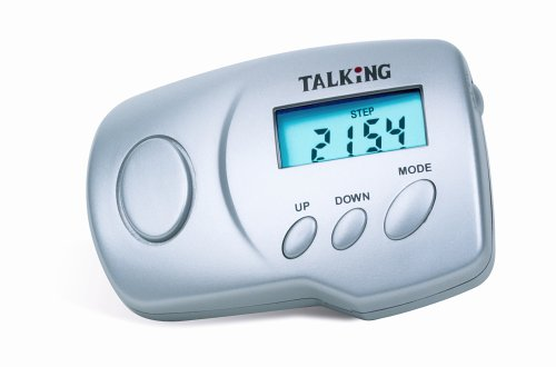 Cheap Healthcare TH445 Talking Pedometer/Calorie Counter (TH445)