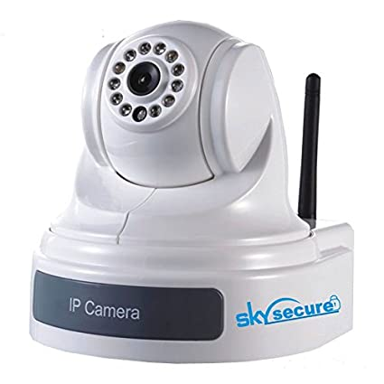Sky-Secure-SS-WL-1916-HIP-DI-WiFi-IP-Camera-(Pack-of-2)