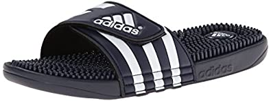 adidas Originals Men's Adissage Sandal,New Navy/New Navy/Running White,3 M