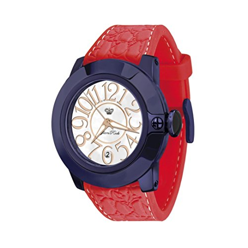 glam-rock-womens-sobe-44mm-red-silicone-band-ip-steel-case-swiss-quartz-white-dial-analog-watch-gr32