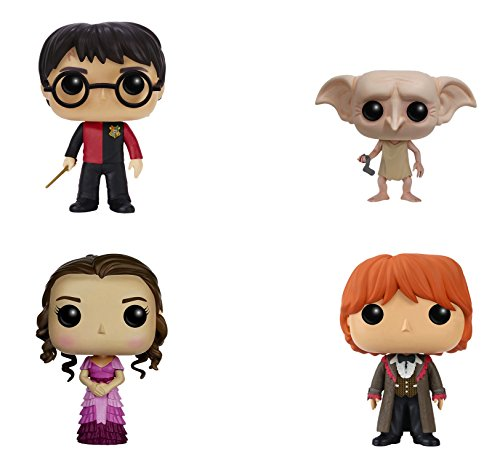 Funko Harry Potter POP! Movie Vinyl Action Figure Collectors Set