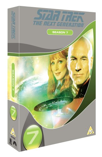 Star Trek The Next Generation - Season 7 (Slimline
