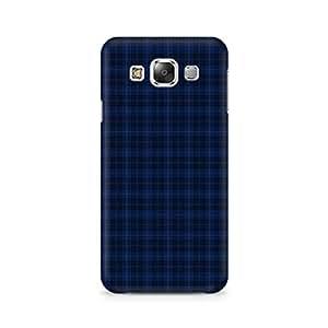Ebby Checkster Premium Printed Case For Samsung Grand 2 G7106