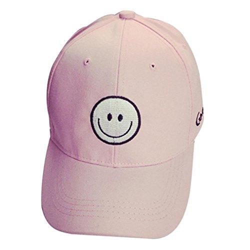 LHWY -  Cappellino da baseball  - Uomo Pink Taglia unica
