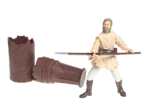 Star Wars AOTC Obi-Wan Kenobi Acklay Battle