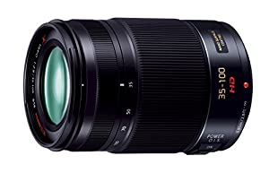 Panasonic H-HS35100 35-100mm Lens for G-Series Lumix Cameras