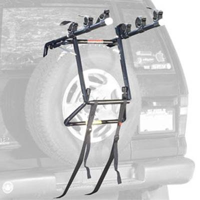 Allen Deluxe Three Bike Spare Tire Car Rack - 303DB