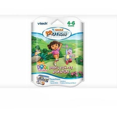 VTech - V-Motion: Dora the Explorer - 1