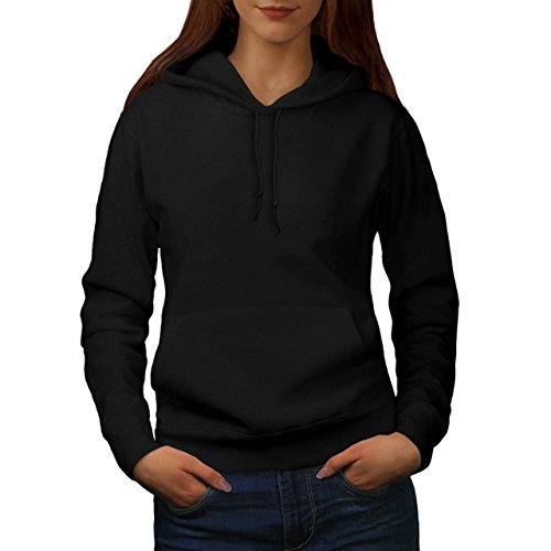 cracked-wood-panda-timber-style-women-new-black-xl-hoodie-back-wellcoda