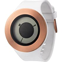 o.d.m. Watches Sunstitch (Rose Gold/White)