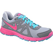 Nike Black Revolution 2 Running Shoes - Women
