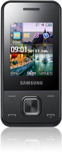 Samsung E2330 Handy ohne Branding schwarz