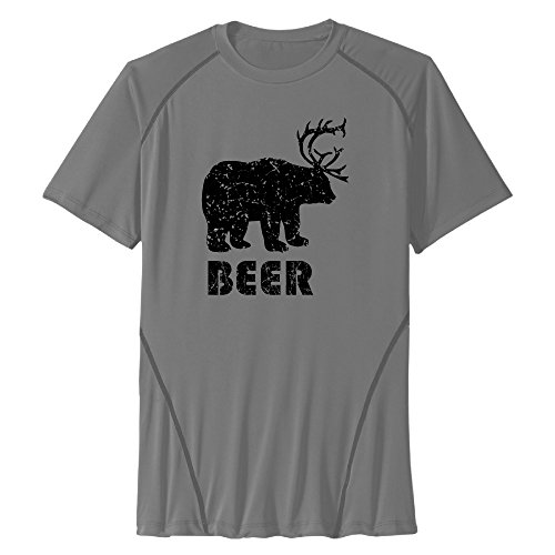 Beer-Mens-Sporty-Workout-Shirts-Quick-Dry-T-Shirt-Personalized-T-Shirts