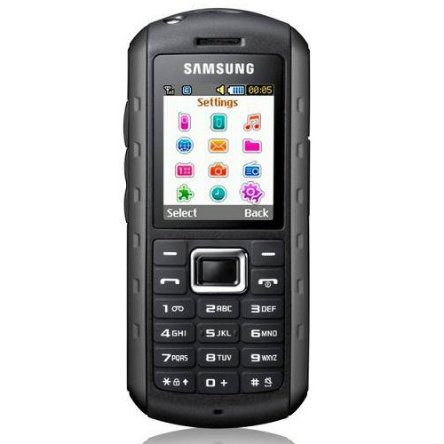 Click to buy Samsung B2100 Unlocked Quad-Band Phone, Extreme Anti-Shock, Waterproof, Built-in Flashlight, Bluetooth-International Version-Black - From only $69.99