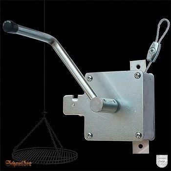 Kurbel für Grillrost 3m Edelstahl online bestellen