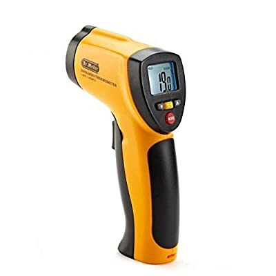Dr.Meter IR-20 Non-contact Digital Laser Infrared Thermometer, -50°C to +550°C, Memory Function from Dr.Meter