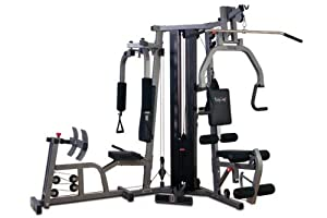 Bodycraft Fitness Galena Pro Complete Home Gym: Optional Leg Press and Stack Guard Included