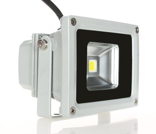 uk buy lighting ever 10 watt outdoor led flood light 100 watt incandescent or halogen bulb. Black Bedroom Furniture Sets. Home Design Ideas