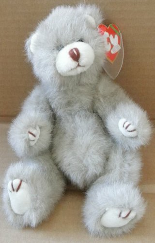 TY Collectibles Dickens the Bear Stuffed Animal Plush Toy - 1