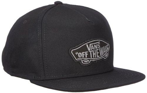 Vans - CLASSIC PATCH SNAPBACK, Baseball beretto da uomo, nero (black), Talla unica