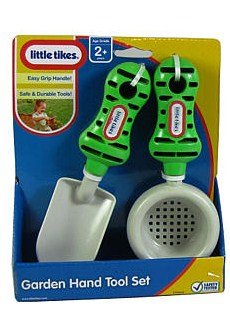 Little Tikes Garden Hand Tool Set -- 2 piece - 1