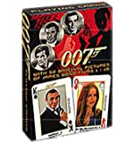 James Bond Collectibles Poker Playing Cards - Collection # 1 - Films 1 to 10