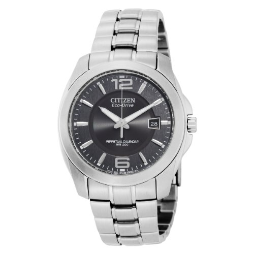 Citizen Men's BL1220-56E Eco Drive Stainless Steel Watch