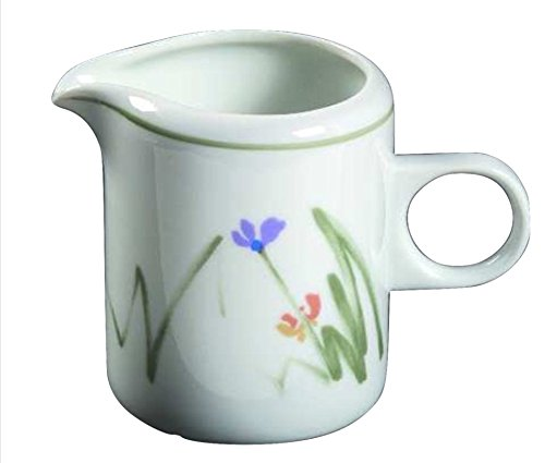 Mikasa Studio Nova Sketch Book Creamer Fine China L9175 Bob Van Allen Mikasa Fine China Japan