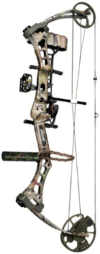 Bear Archery Charge Ready to Hunt Compound Bow Left Hand