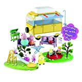 Peppa Pig Holiday PlaySet include Camper van