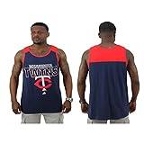 Minnesota Twins MLB Majestic Men's Tank Top Shirt