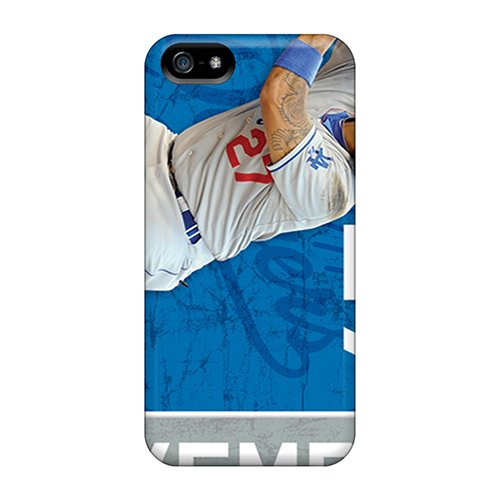 First-Class Case Cover For Iphone 5/5S Dual Protection Cover Player Action Shots front-897850