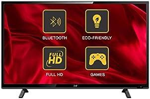 Noble Skiodo 101cm (40 inches) 42CV40CN01 Full HD LED TV (Black)