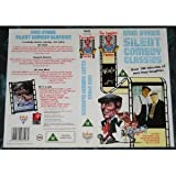 Eric Sykes - Silent Comedy Classics (The Plank/Rhubarb Rhubarb/It's Your Move/Mr H. Is Late) [VHS]